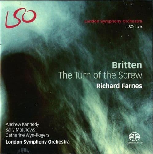 Benjamin Britten / Richard Farnes<br>The Turn Of The Screw